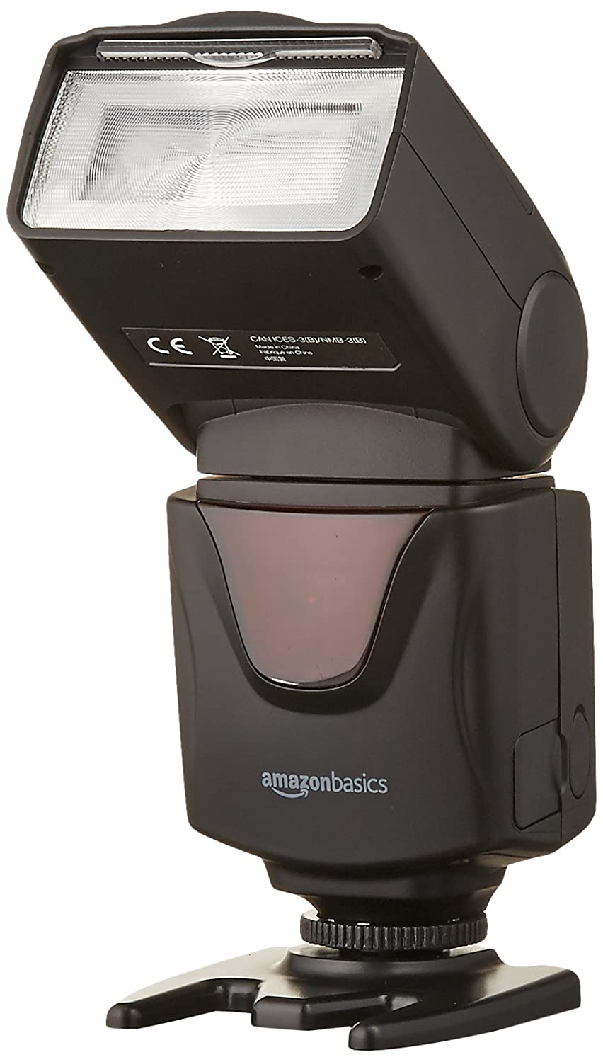 faa6f024bd1c Amazon.com   AmazonBasics Electronic Flash for DSLR Cameras (Canon ...