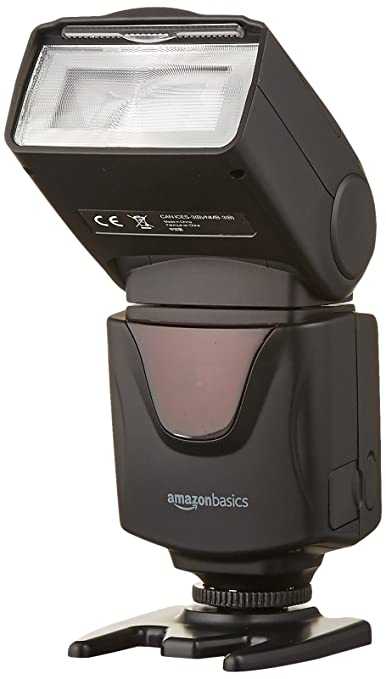 Review AmazonBasics Electronic Flash for