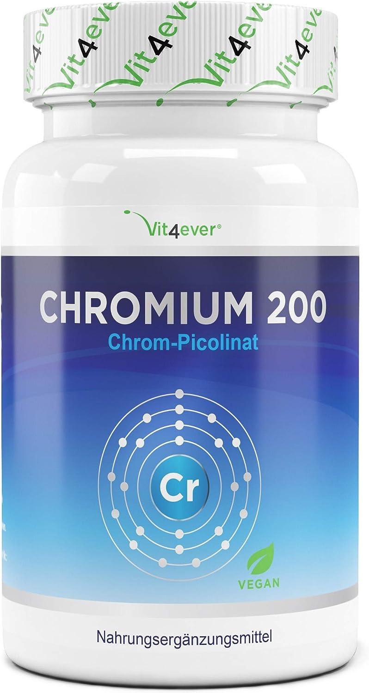 Natürliche Chrom Picolinat Gewichtsverlust Pillen