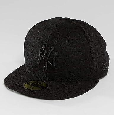 4e492f87fcc New Era Women Caps Fitted Cap Slub NY Yankees 59Fifty  Amazon.co.uk   Clothing