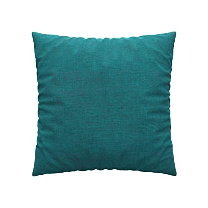 Soferia - IKEA Funda para Cojín 40x40, Classic Blue: Amazon ...