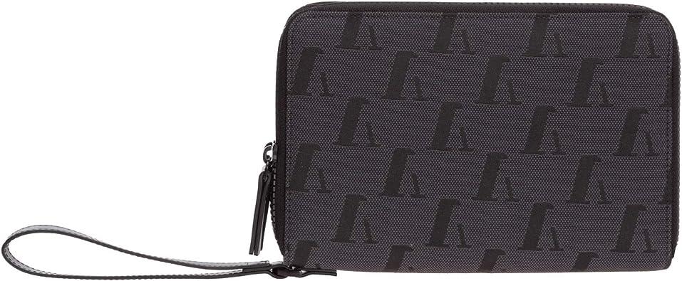 Emporio Armani hombre bolsas de mano black: Amazon.es: Zapatos y complementos