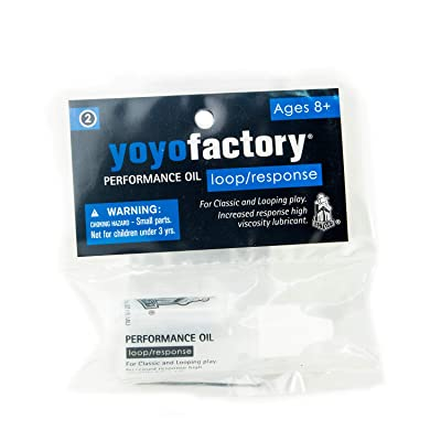 YoYoFactory Loop Oil: Toys & Games
