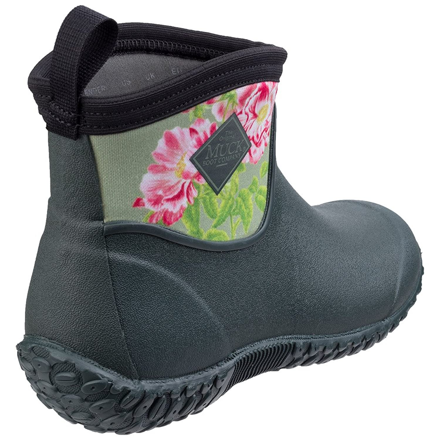 Muck Boot Womens Muckster II Ankle Rosa Gallica: Amazon.co.uk: Shoes & Bags