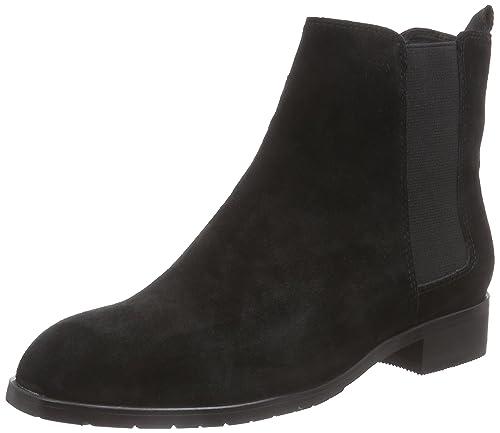 Giudecca JY14PR23-1, Damen Stiefeletten, Schwarz (Black), 39 EU