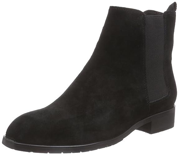 Giudecca JY1546-1, Damen Chelsea Boots, Schwarz (Black), 41 EU