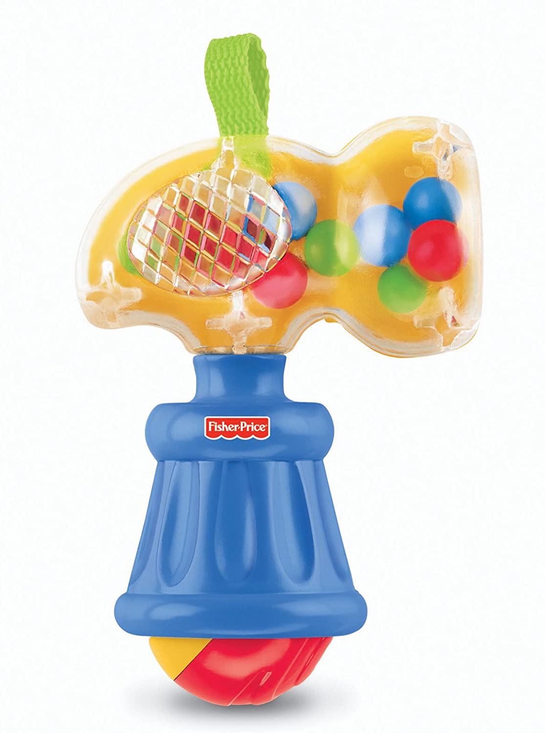Fisher Price V Martillo Sonajero Mattel