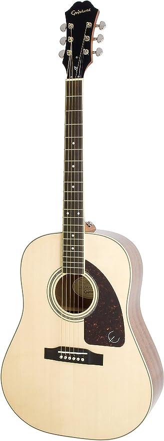 Epiphone AJ-220S - Guitarras acústicas con cuerdas metálicas ...