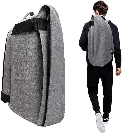 OZUKO Multi functional Travel Backpack Outdoor Camping Hiking Rucksack Laptop Shoulder Bag Briefcase