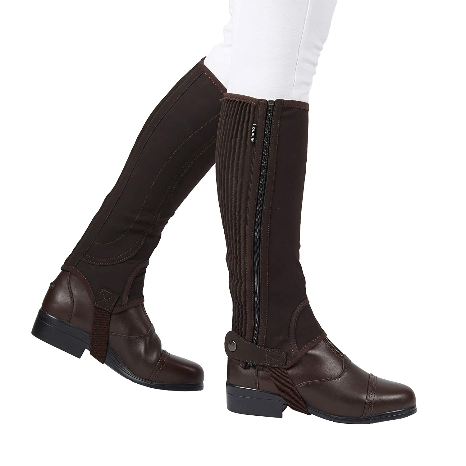 Dublin Childs Easy Care Half Chaps I Weatherbeeta USA Inc.