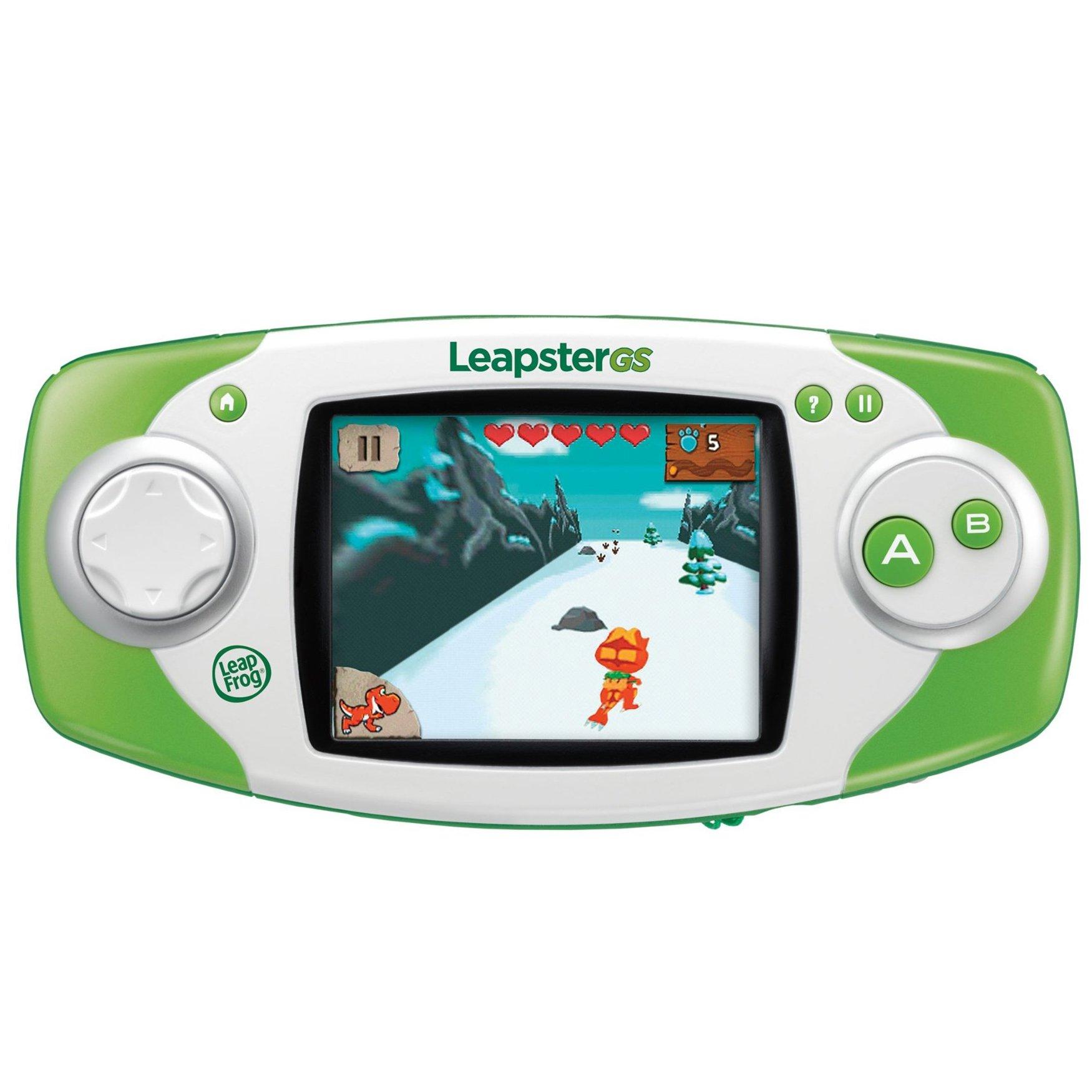 LeapFrog LeapsterGS Explorer, Green by LeapFrog