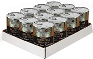 Victor Grain Free Turkey & Sweet Potato Stew Dog Food -Canned, 12/13.2 Oz. Cans