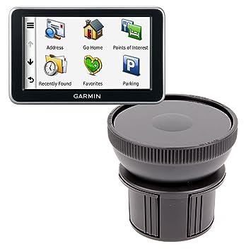 DURAGADGET Base Soporte Portavasos Navegador GPS Garmin Edge 810: Amazon.es: Electrónica