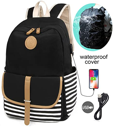 Backpacking Packs Fuck You I Wont DO What You Tell ME Fashion Canvas Shoulder Backpack for Men & Women Teens College School Bag Travel Daypack Bags
