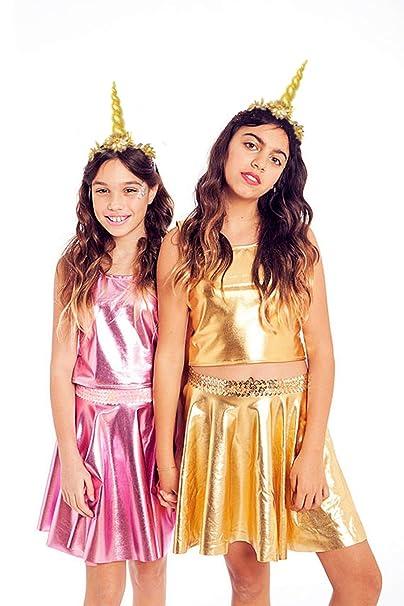 JeVenis Rainbow Unicorn Cinta Pelo Orejas Unicornio Disfraz Festival  Sombreros de Fiesta  Amazon.es  Juguetes y juegos 8bbeaf4ed66e