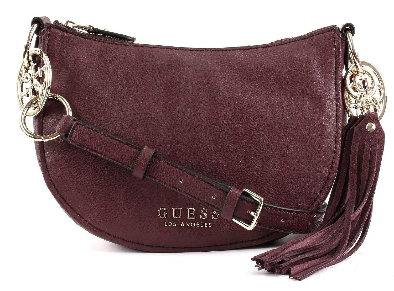 Guess Alana Top Handle Flap Handtasche Umhngetasche
