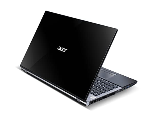 Amazon Acer Aspire V3 571G 6622 156 Inch Laptop Midnight Black Computers Accessories