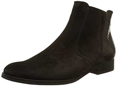 Gabor Shoes 51.660 Damen Chelsea Boots, Mehrfarbig (Mocca/Bronc(Micro) 18