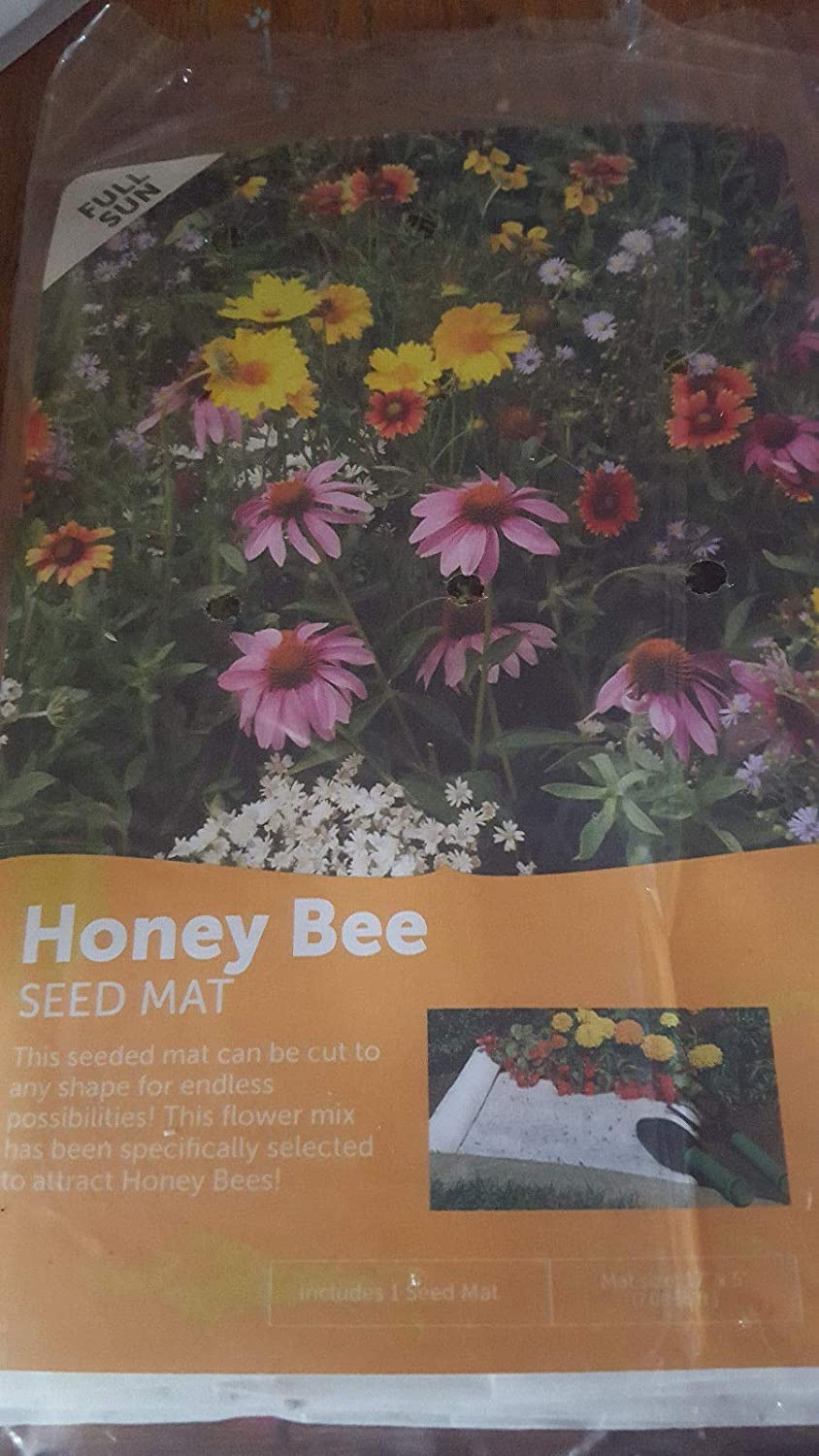 Honey bee Seed mat HATCHMATIC Germination Seeds