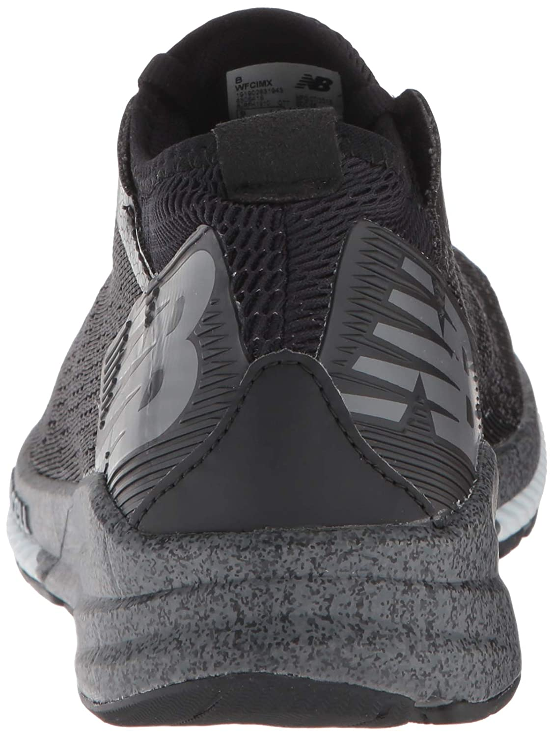 New Balance Damen Fuel Cell Impulse Laufschuhe, grau, 40 EU Black/Copper 2