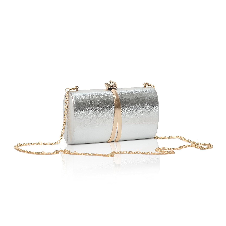 'Barre' Clutch Bag