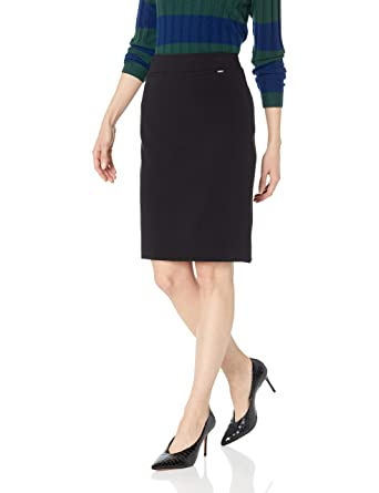 2f6e83073b Tahari by ASL Women's Bi-Stretch Pencil Skirt at Amazon Women's Clothing  store:
