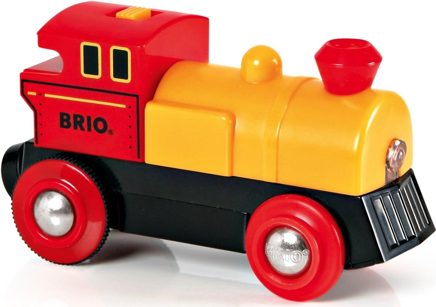 Brio - Locomotora de doble sentido