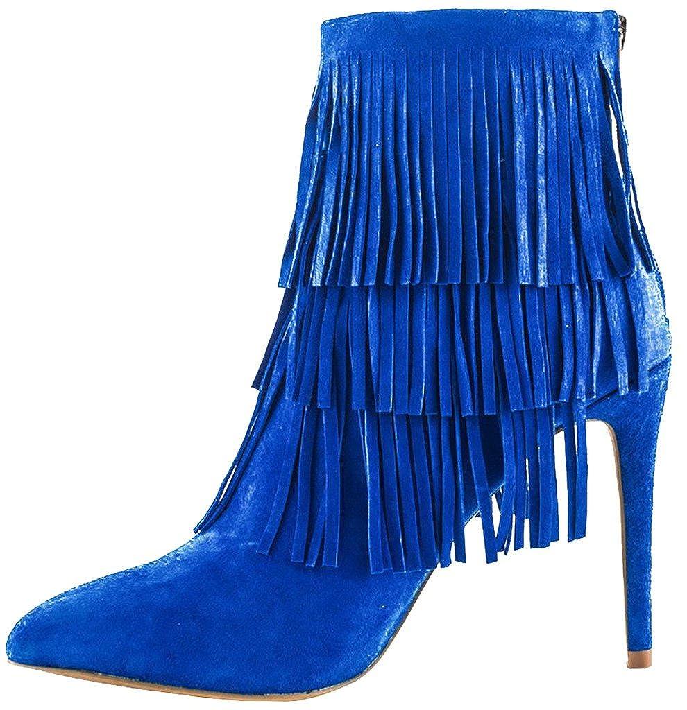 Calaier Canatural, Damen Damen Damen Stiefel & Stiefeletten , blau - blau - Größe: 34.5  - 3b9957