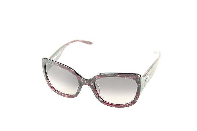 Moschino MO-797S-04 Gafas de sol, Black/Red, 56 para Mujer ...