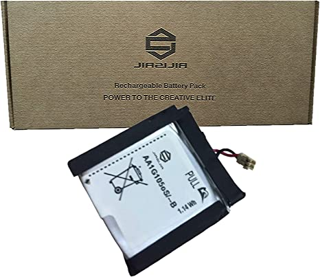 Amazon.com: JIAZIJIA PGF582224H Smartwatch Battery ...