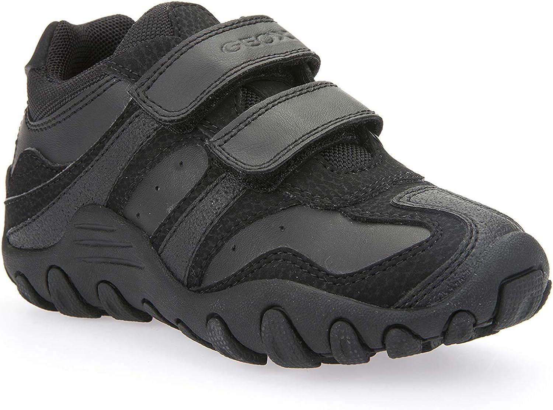 Geox JR WADER C Jungen Sneakers   Amazon
