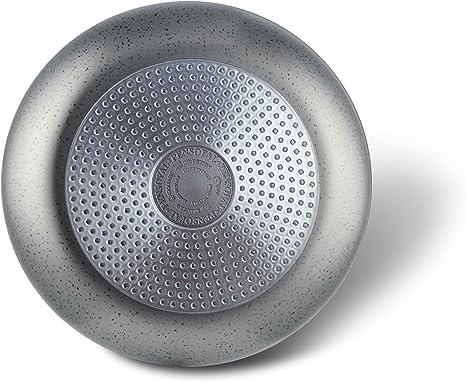 20cm diam PENSOFAL Pen9923 Marmite PastaS/ì 5lt Family Gris metallis/è effet pierre S/érie Inducta