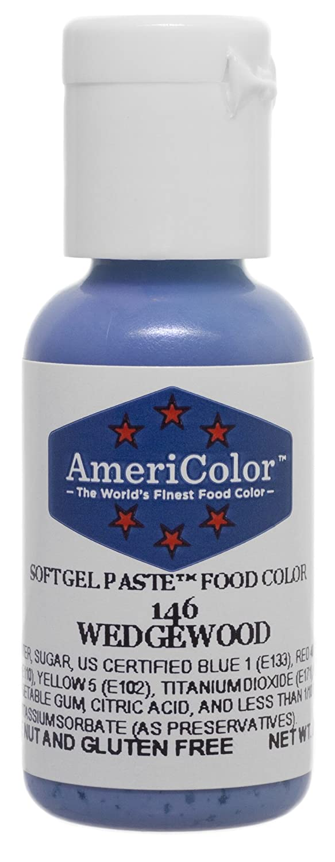 AmeriColor Wedgewood .75oz Bottle Food Color