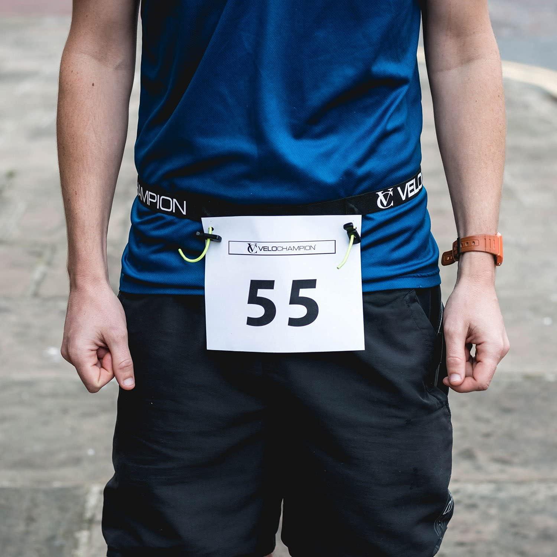 It/'s running Race Number Belt Pro