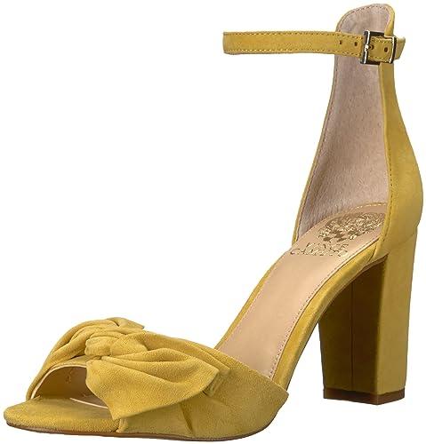 Carrelen Heeled Sandal at Amazon
