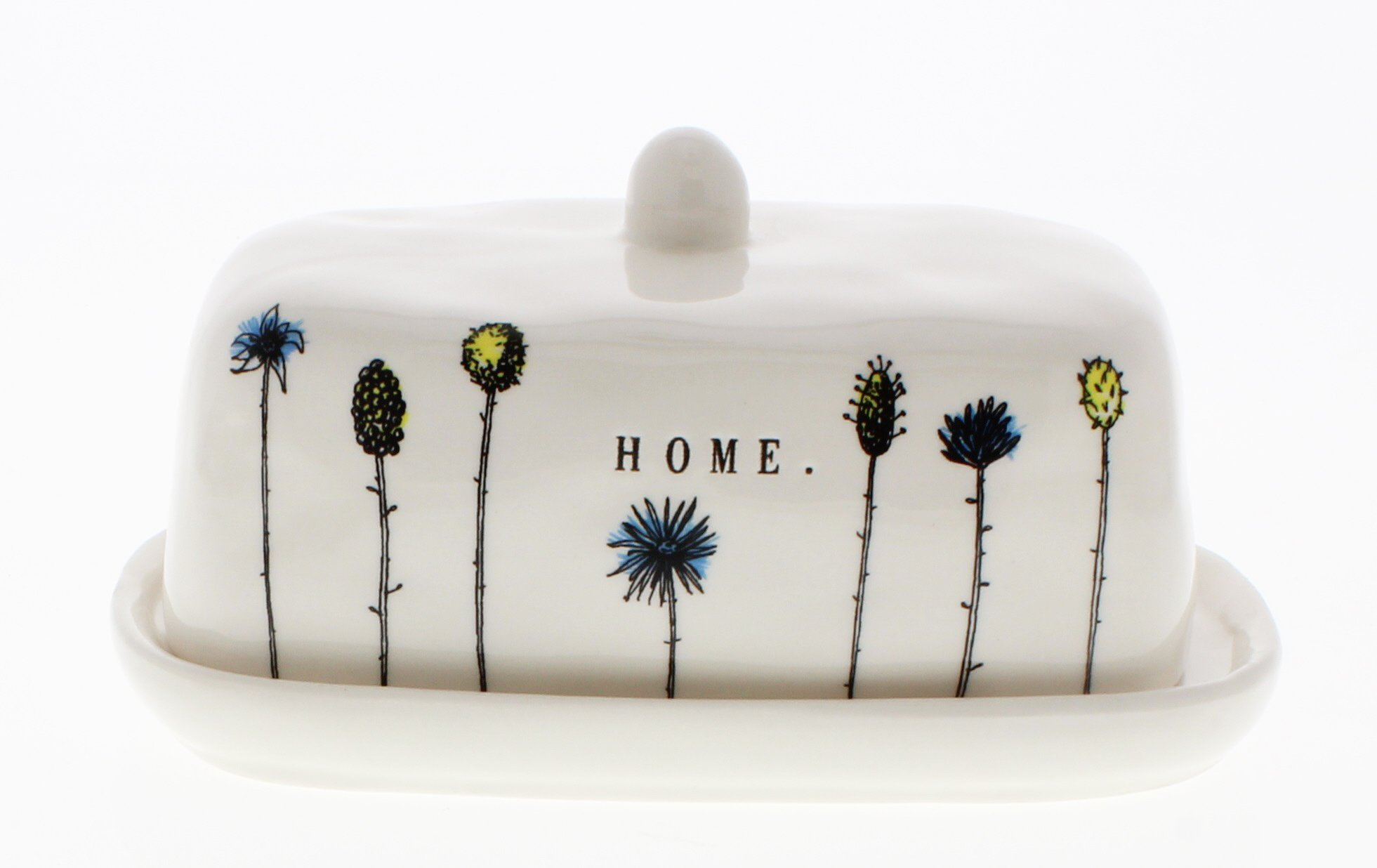 Rae Dunn HOME Collection Butter Dish