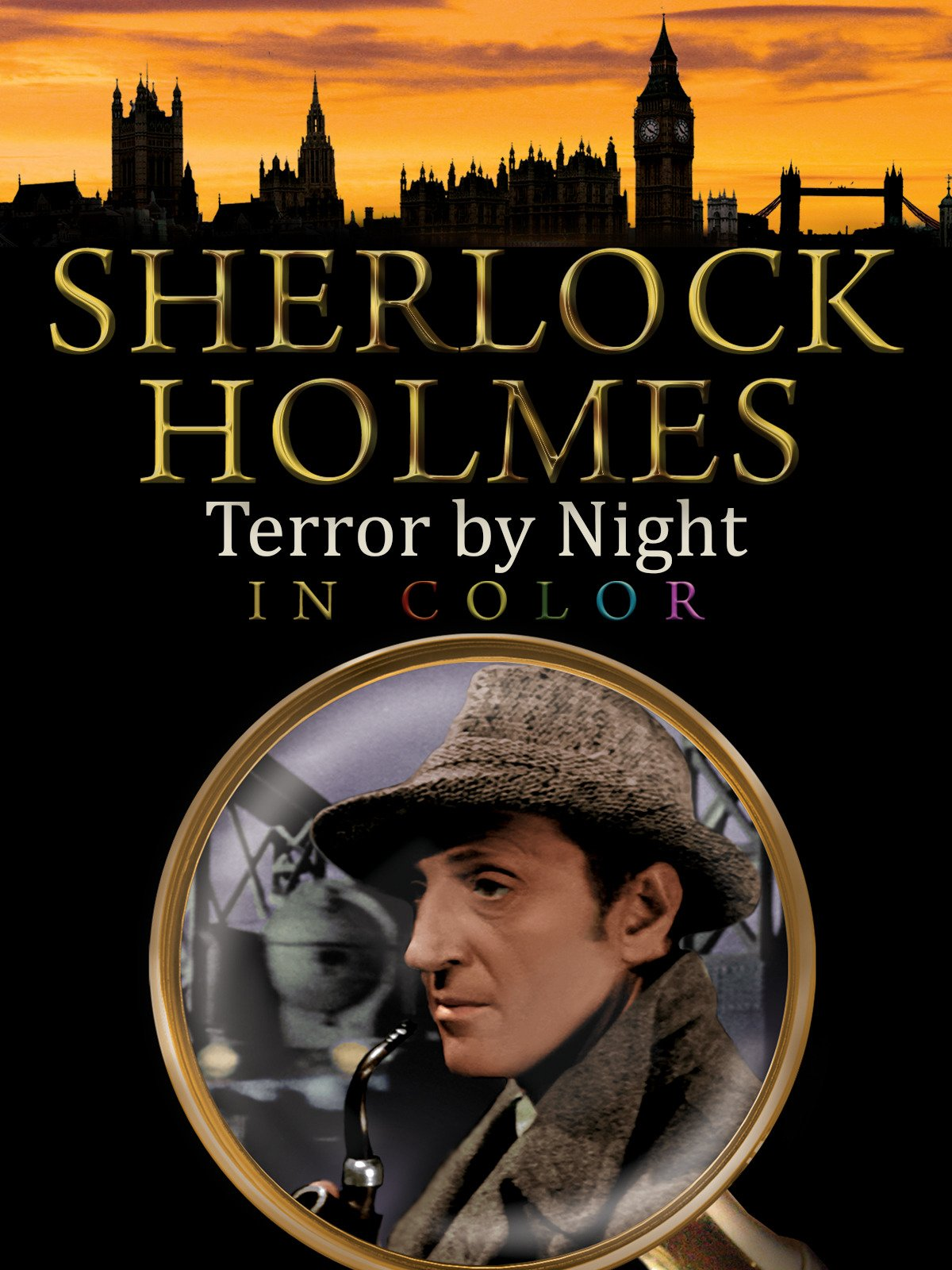 Sherlock Holmes: Terror by Night (in Color)