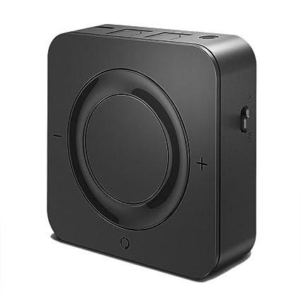 Receptor transmisor Bluetooth 2 en 1, óptica Digital, par 2 a la Vez,