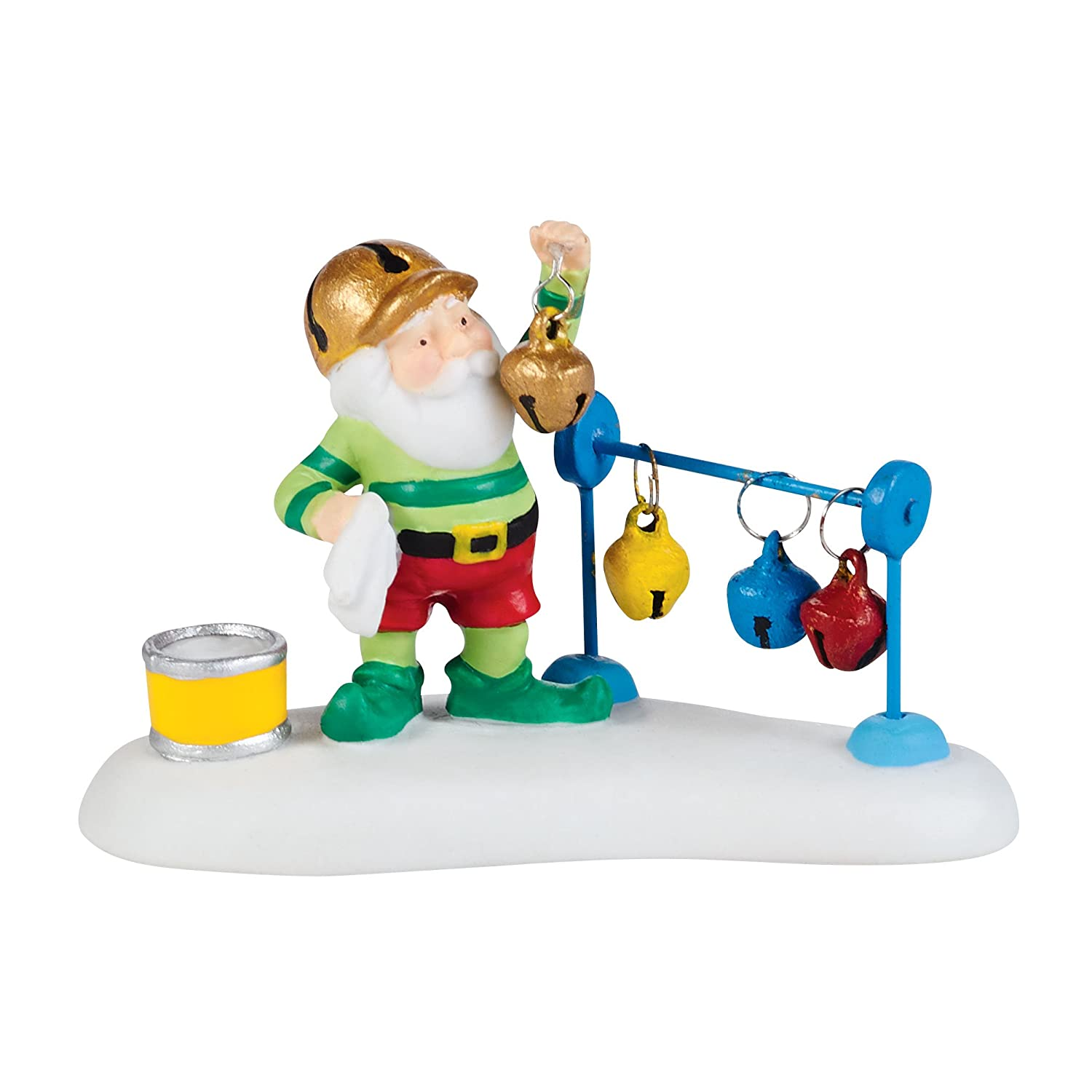 1.18 inch Department 56 North Pole Village Ring-A-Ling Bling Accessory