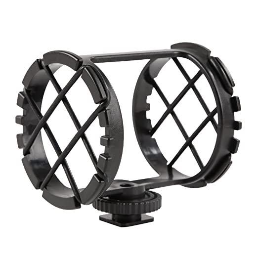 2 opinioni per BOYA BY-C03 Supporto Cuscino Shock Mount
