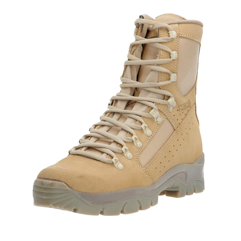 Meindl Desert Fox Wüstenstiefel Einsatzstiefel Kampfstiefel Outdoor Safari Stiefel