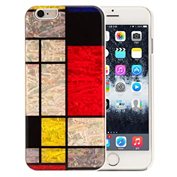 coque iphone 6 mondrian