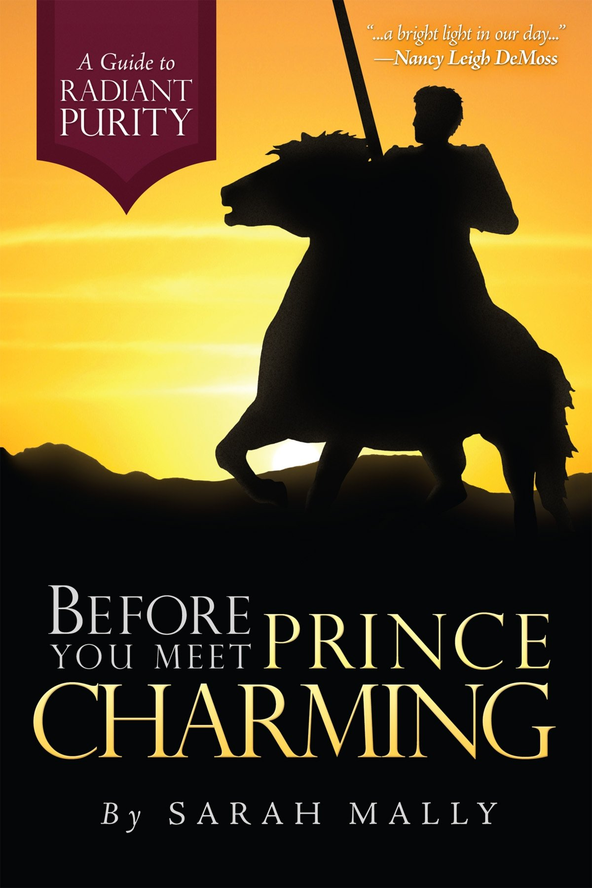 Stop Waiting for Prince Charming! Hes Already Married to Bob.