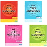 Vedic Mathematics Book Set (Set of 4) (Vedic Mathematics)