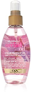 OGX Fade-Defying + Orchid Oil Color Protect Oil, 4 Ounce