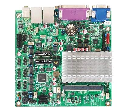 Amazon.com: Jetway NF9U Intel Celeron N2930 Mini-ITX Motherboard w