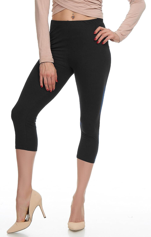 2cdb029e79c9a LMB Extra Soft Capri Leggings with High Wast - 20+ Best Selling Colors -  Plus
