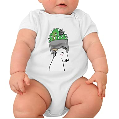 2d0be62fe Amazon.com  Trum Namii Unisex Infant Boy Clothes Dog Palm Cactus ...