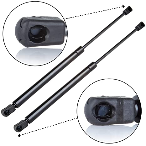ECCPP Lift Support Front Hood Replacement Struts Gas Springs Fit for 2005-2012 Toyota Avalon Set of 2