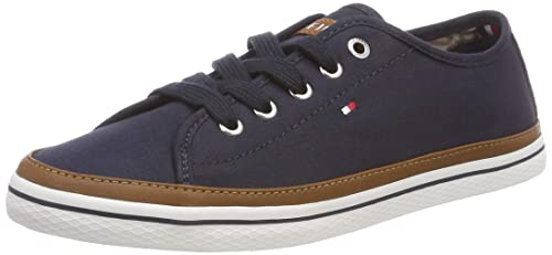 Tommy Hilfiger K1285esha 6d, Zapatillas para Mujer: Tommy Hilfiger: Amazon.es: Zapatos y complementos